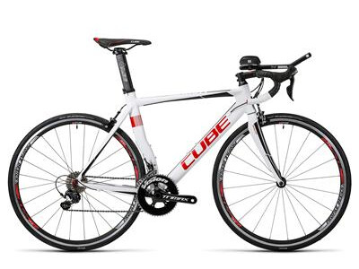 Cube Aerium HPA Pro white´n´red