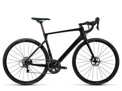Cube Agree C:62 Race Disc carbon´n´flashred