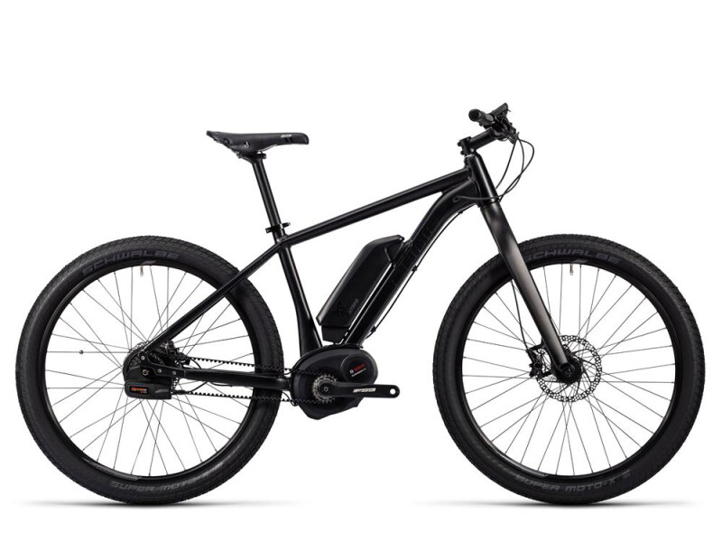 Cube SUV Hybrid Race 500 27.5 black´n´grey