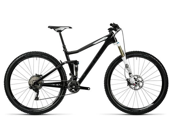 CUBE - Stereo 120 HPC Race carbon´n´white