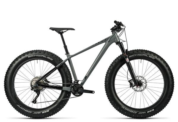 CUBE - Nutrail Race iridium´n´black