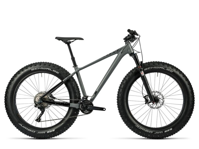Cube Nutrail Race iridium´n´black