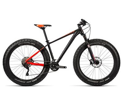 Cube Nutrail Fat Bike