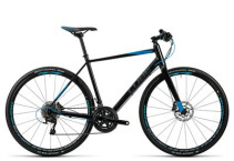 CUBE - SL Road Race black grey flashblue