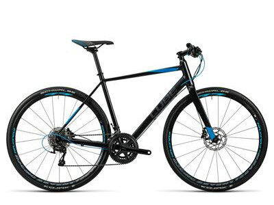Cube SL Road Race black grey flashblue