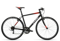 CUBE - SL Road black white red