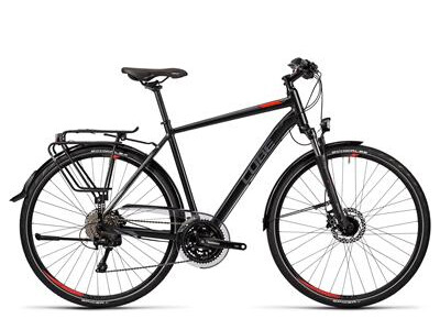 Cube Touring SL black grey red