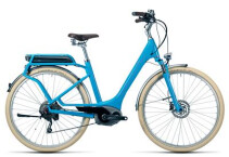CUBE - Elly Ride Hybrid 400 blue´n´flashred
