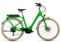 CUBE - Elly Ride Hybrid 400 flashgreen´n´kiwi