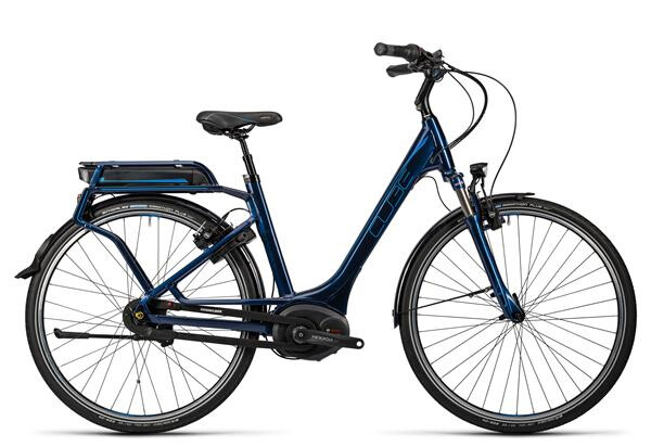 CUBE - Travel Hybrid Pro 400 darkblue´n´flashblue