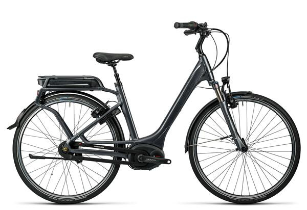 CUBE - Travel Hybrid Pro 400 grey´n´black
