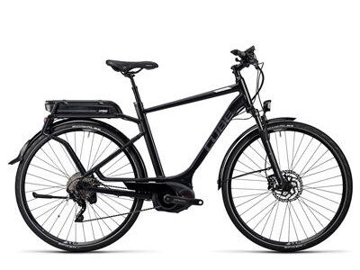 Cube Touring Hybrid Pro 400 black´n´grey