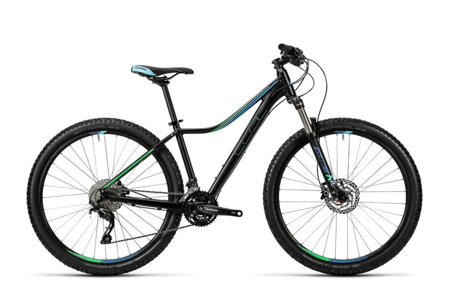 Cube Access WLS Race black´n´green