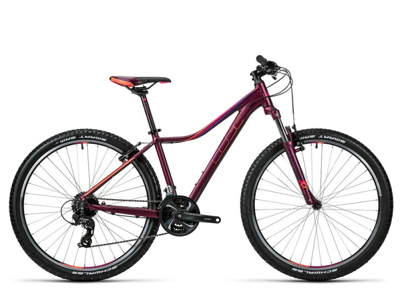Cube Access WLS darkberry´n´coral