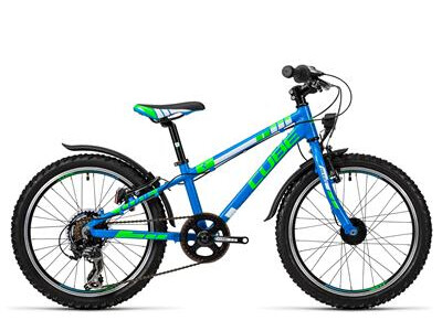 Cube Kid 200 Allroad blue´n´green