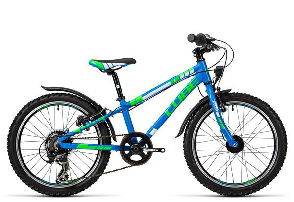 CUBE - Kid 200 Allroad blue´n´green