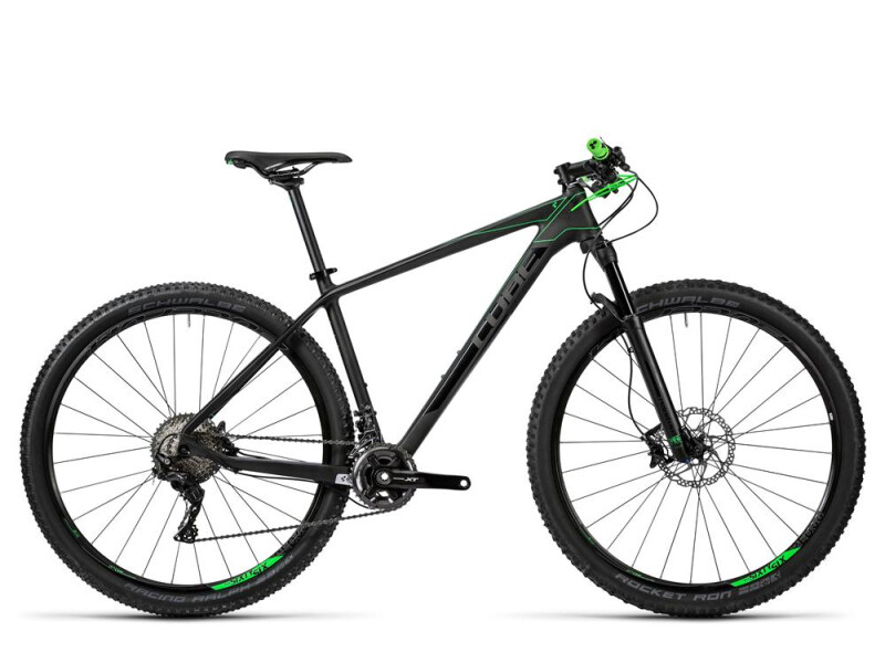 Cube Reaction GTC Race 2x carbon´n´green