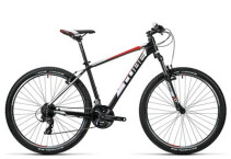 CUBE - Aim 27.5 black´n´red