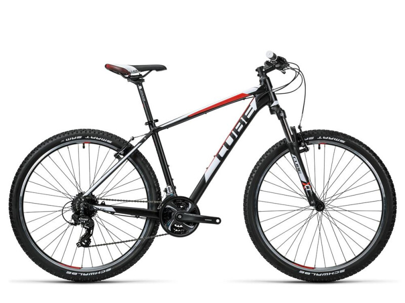 Cube Aim 27.5 black´n´red