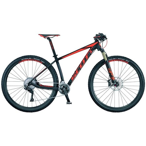 SCOTT - SCOTT Scale 740 Fahrrad