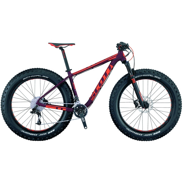 SCOTT - SCOTT Big Ed Fahrrad