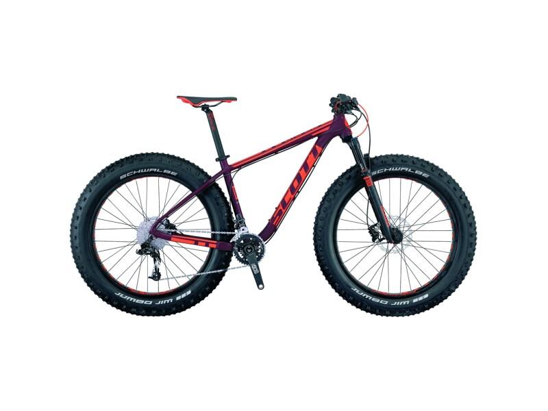 Scott SCOTT Big Ed Fahrrad