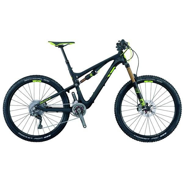 SCOTT - SCOTT Genius 700 Premium Fahrrad