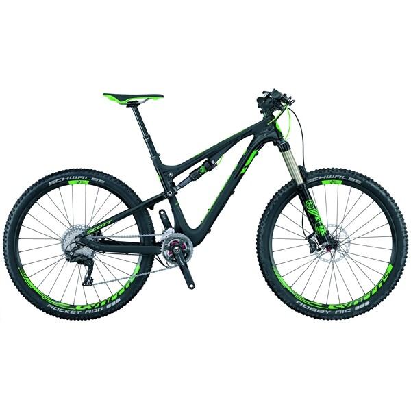 SCOTT - SCOTT Genius 710 Fahrrad