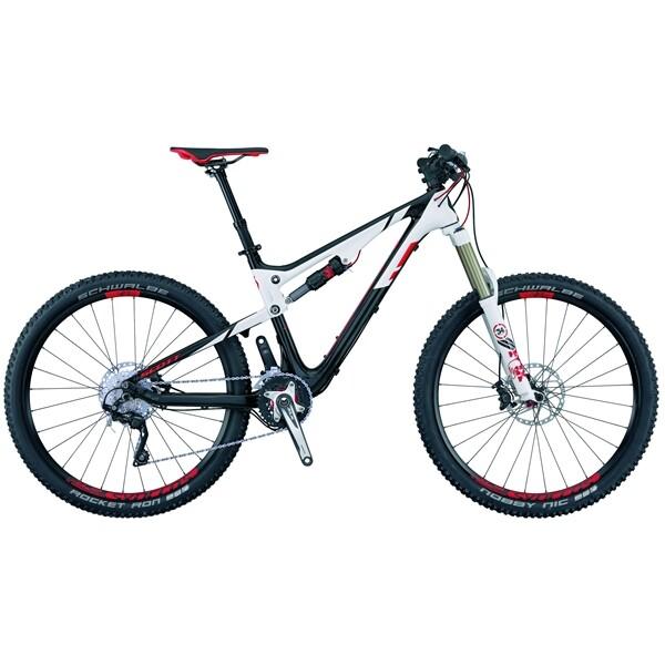 SCOTT - SCOTT Genius 720 Fahrrad