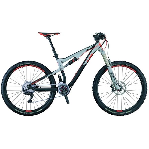 SCOTT - SCOTT Genius 730 Fahrrad
