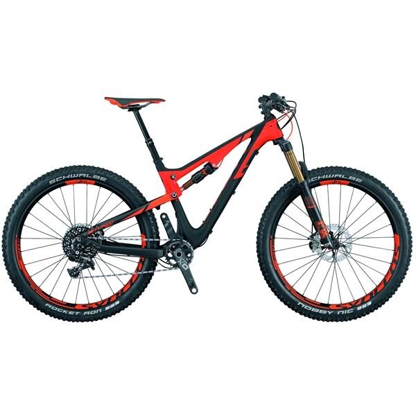 SCOTT - SCOTT Genius 700 Tuned Plus Fahrrad