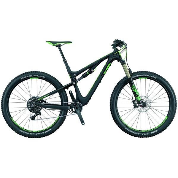 SCOTT - SCOTT Genius 710 Plus Fahrrad