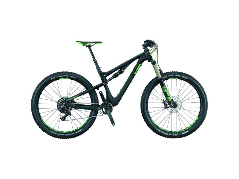 Scott SCOTT Genius 710 Plus Fahrrad
