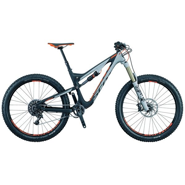 SCOTT - SCOTT Genius LT 710 Plus Fahrrad