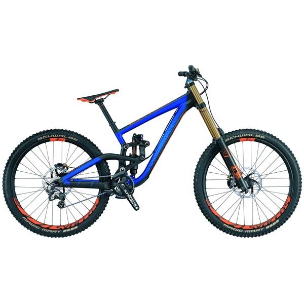 SCOTT - SCOTT Gambler 710 Fahrrad