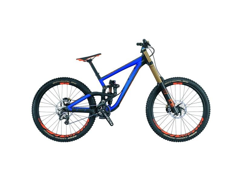 Scott SCOTT Gambler 710 Fahrrad