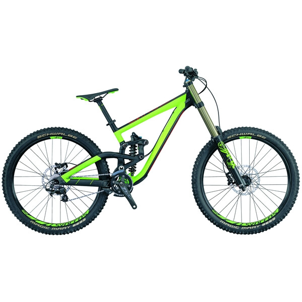 SCOTT - SCOTT Gambler 720 Fahrrad