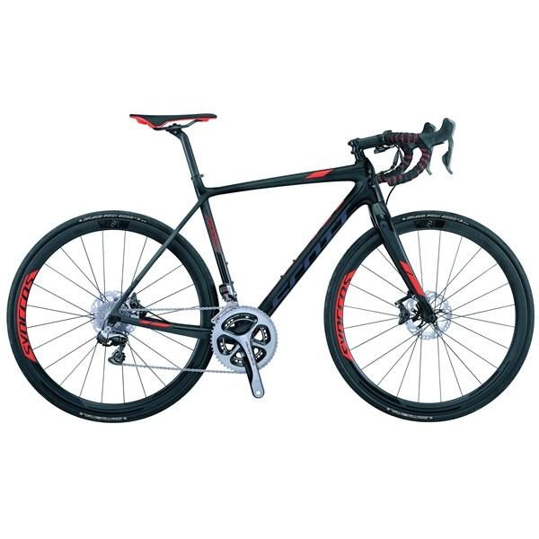 SCOTT - SCOTT Addict Premium Disc Fahrrad