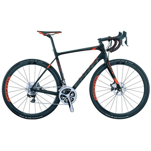SCOTT - SCOTT Solace Premium Disc Fahrrad