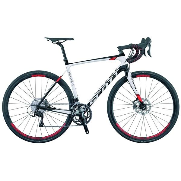 SCOTT - SCOTT Solace 20 Disc Fahrrad