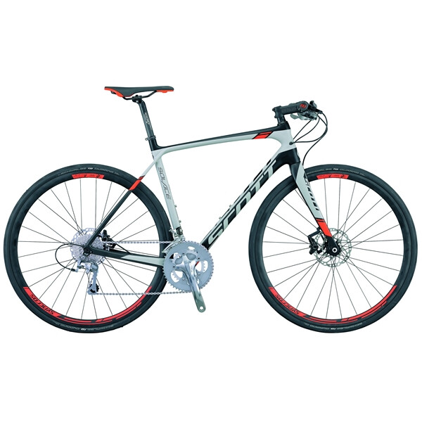 SCOTT - SCOTT Solace 30 FB Disc Fahrrad