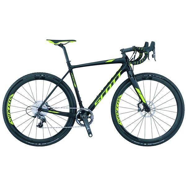 SCOTT - SCOTT Addict CX 10 Disc Fahrrad