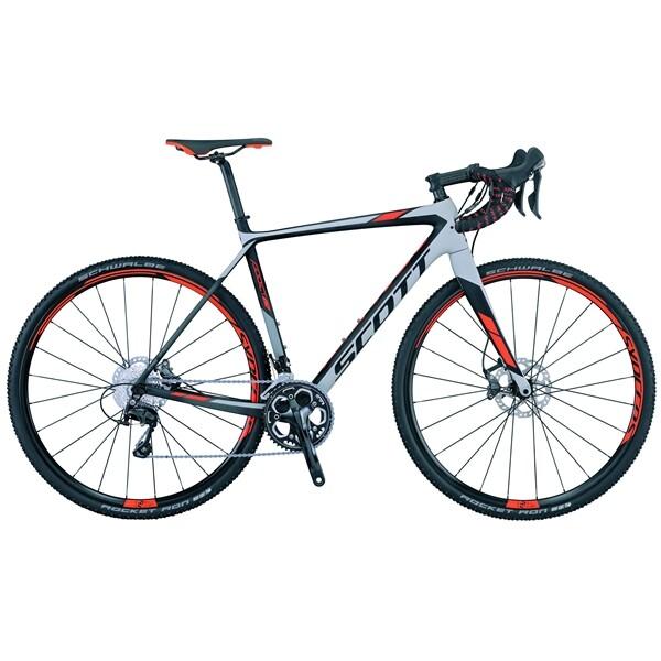 SCOTT - SCOTT Addict CX 20 Disc Fahrrad