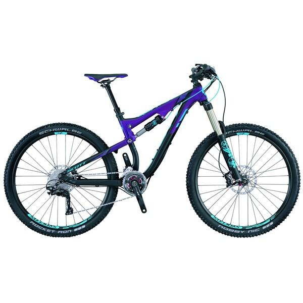 SCOTT - SCOTT Contessa Genius 710 Fahrrad
