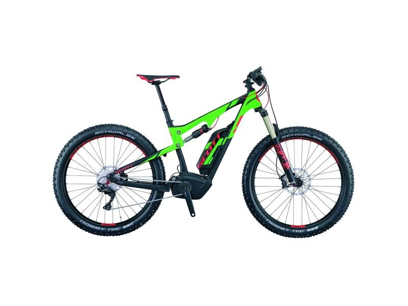 Scott SCOTT E-Genius 710 Plus Fahrrad