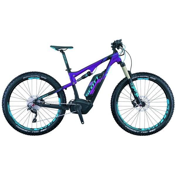 SCOTT - SCOTT E-Contessa Genius 720 Plus Fahrrad