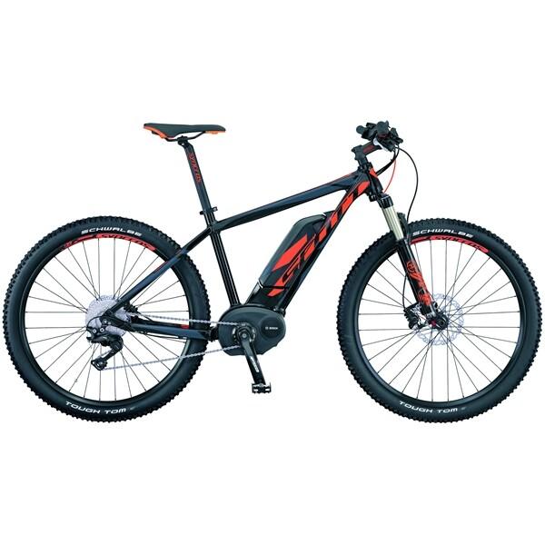 SCOTT - SCOTT E-Aspect 710 Fahrrad