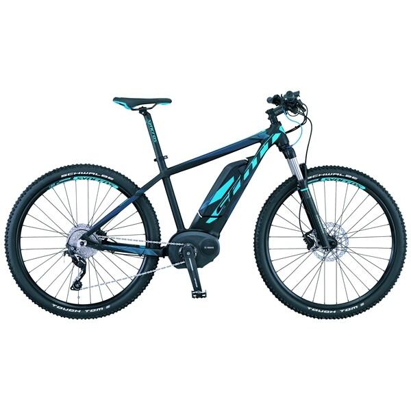 SCOTT - SCOTT E-Contessa 720 Fahrrad