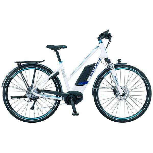 SCOTT - SCOTT E-Sub Sport Damen Fahrrad