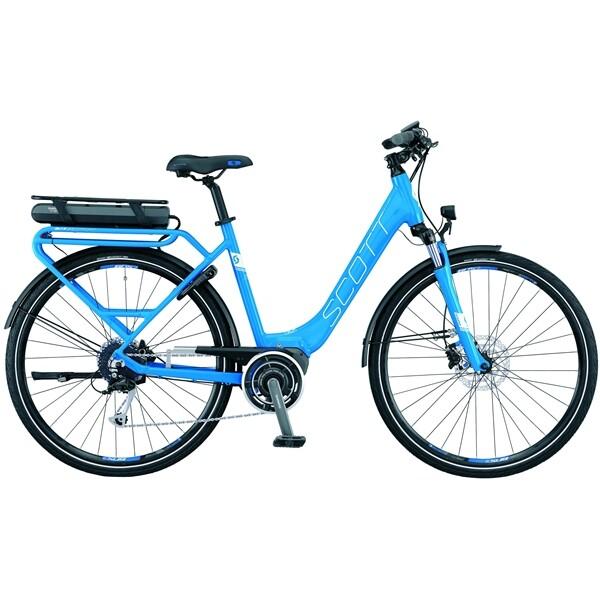 SCOTT - SCOTT E-Sub Comfort Unisex Fahrrad
